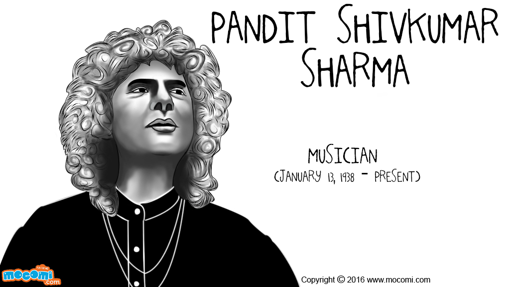 Pandit Shivkumar Sharma Biography
