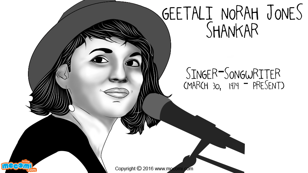 Geetali Norah Jones Shankar Biography
