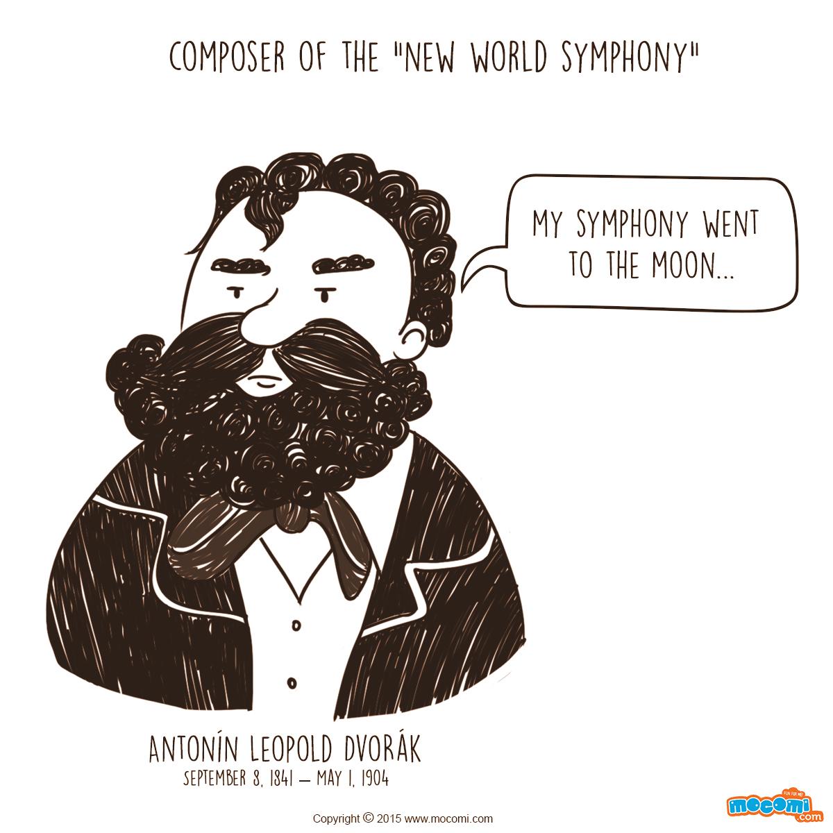 Antonin Dvorak Biography