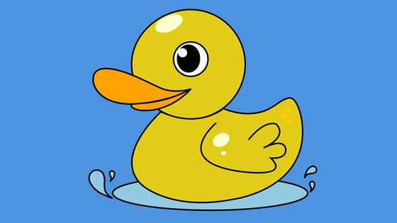 Bath Duckie