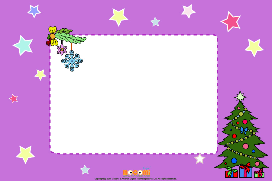 Crystals (Photo Frame for Kids)