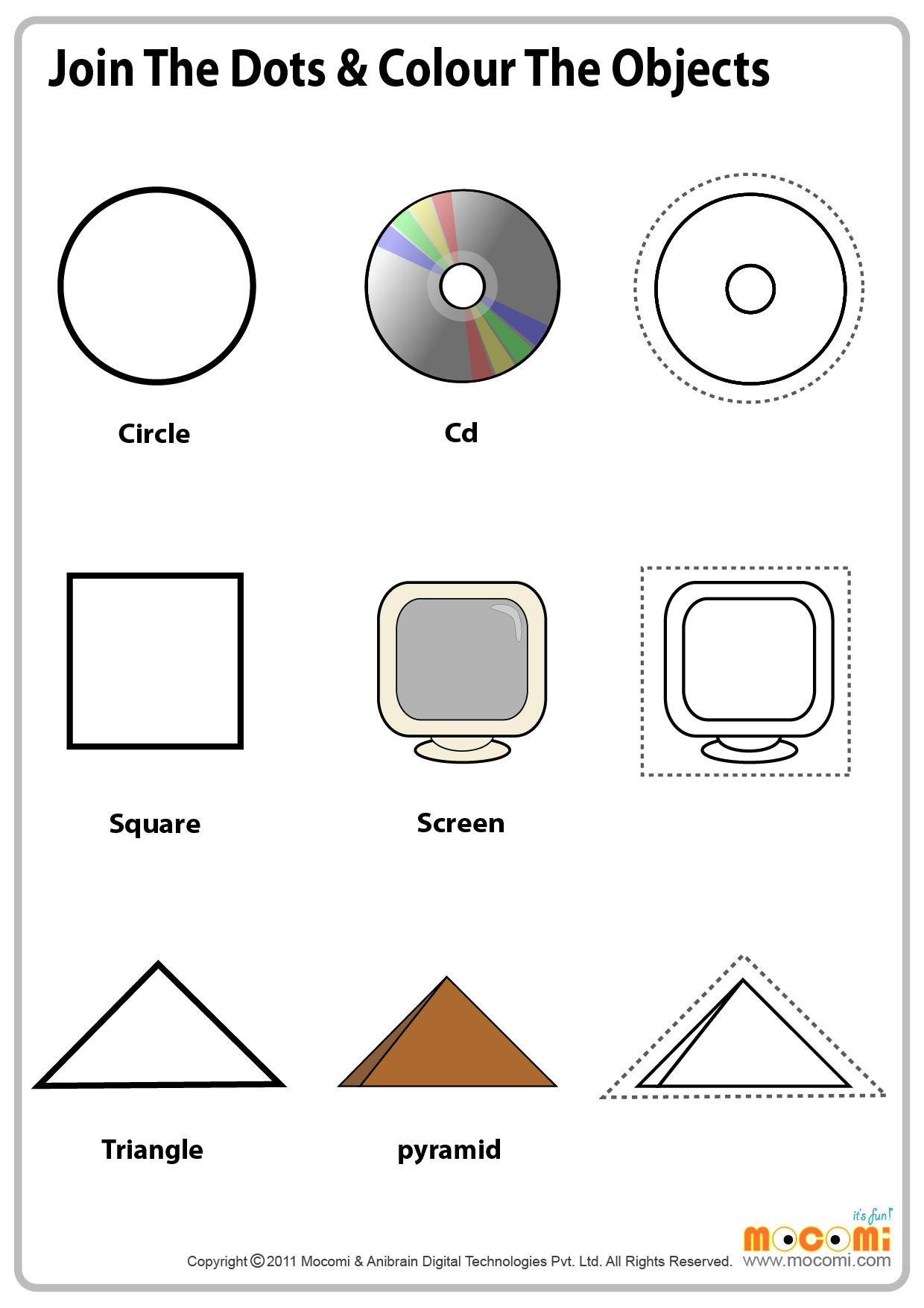 Shapely objects (I)
