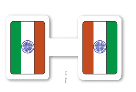 Republic Day Flag