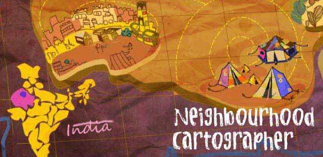 Neighbourhood Cartographer