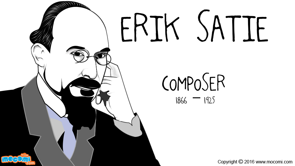 Erik Satie Biography