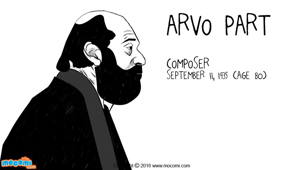Arvo Part Biography