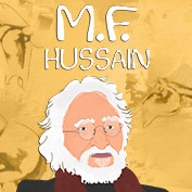 M. F. Hussain Biography