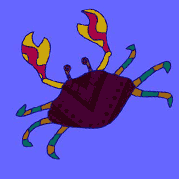 Gond crab