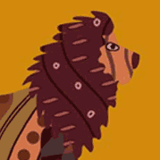 Gond Lion