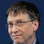 Bill Gates : Facts and Information