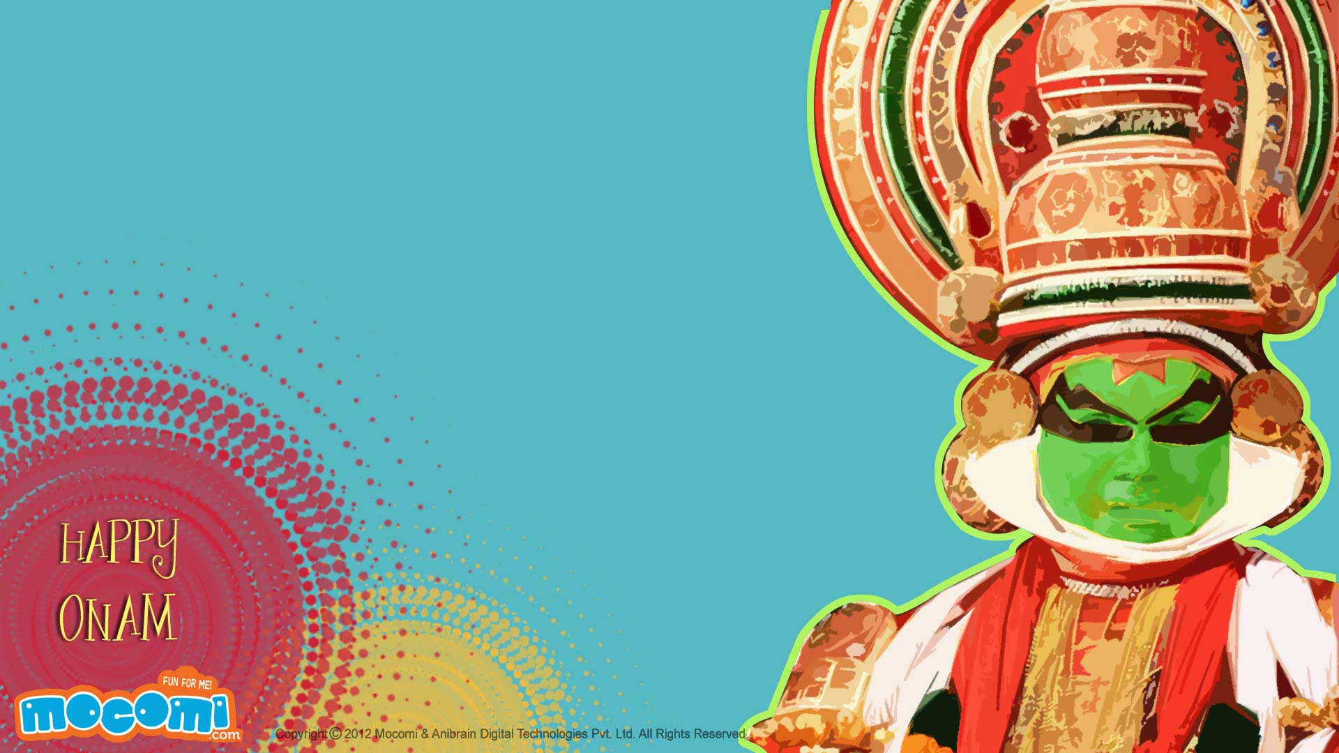 Onam Wallpaper – 06
