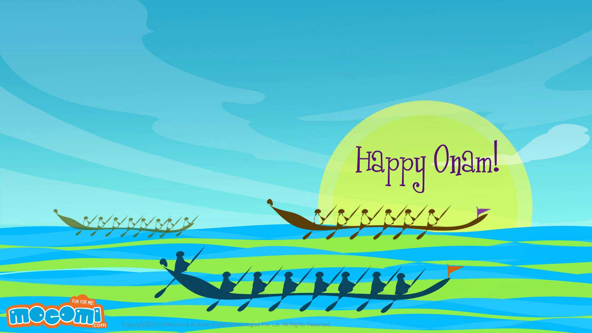 Onam Wallpaper – 04