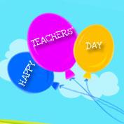 Happy Teachers' Day! 01