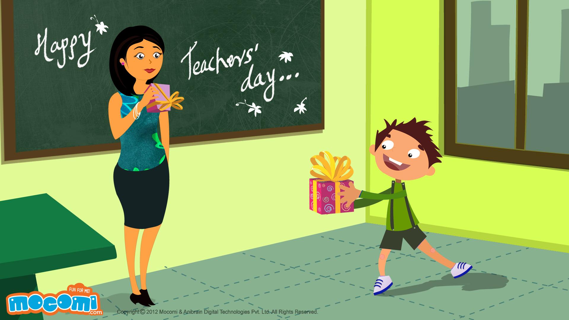 Happy Teachers' Day! 05