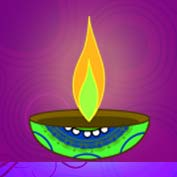Diwali Lamps II