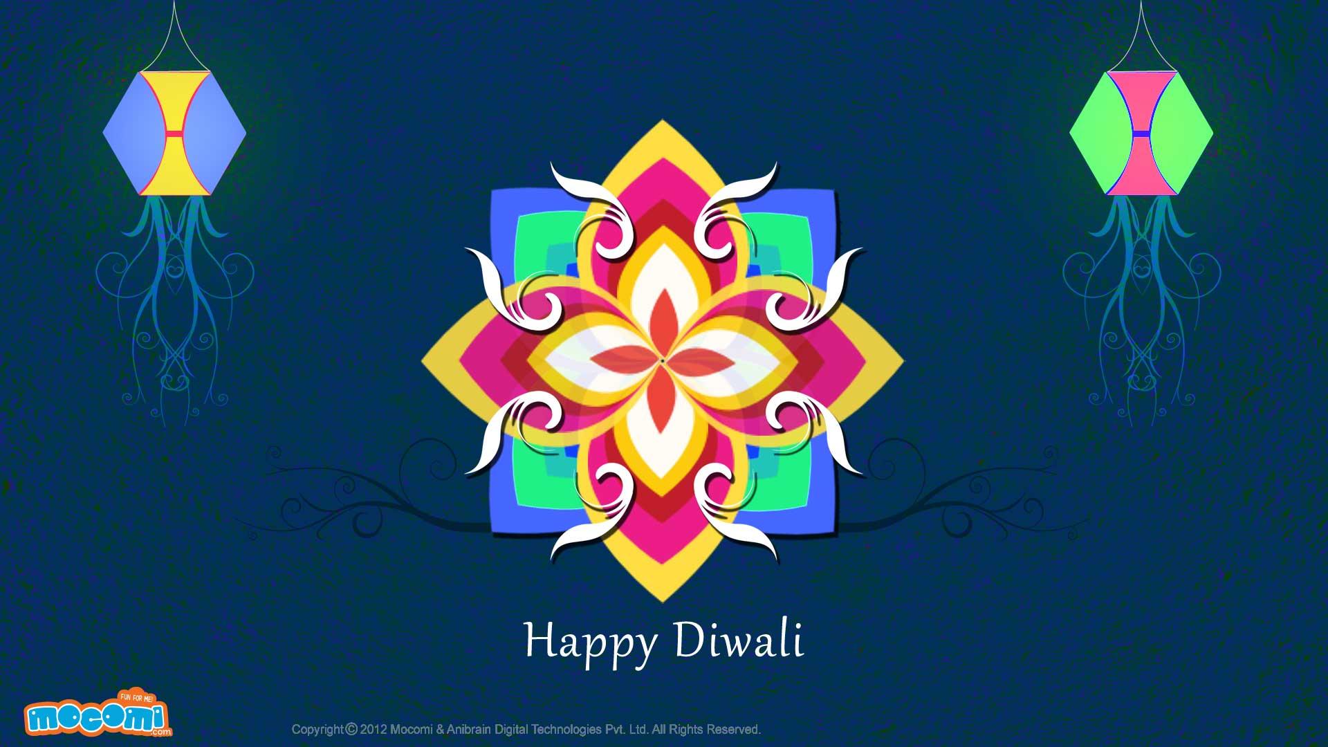Diwali Lanterns 2