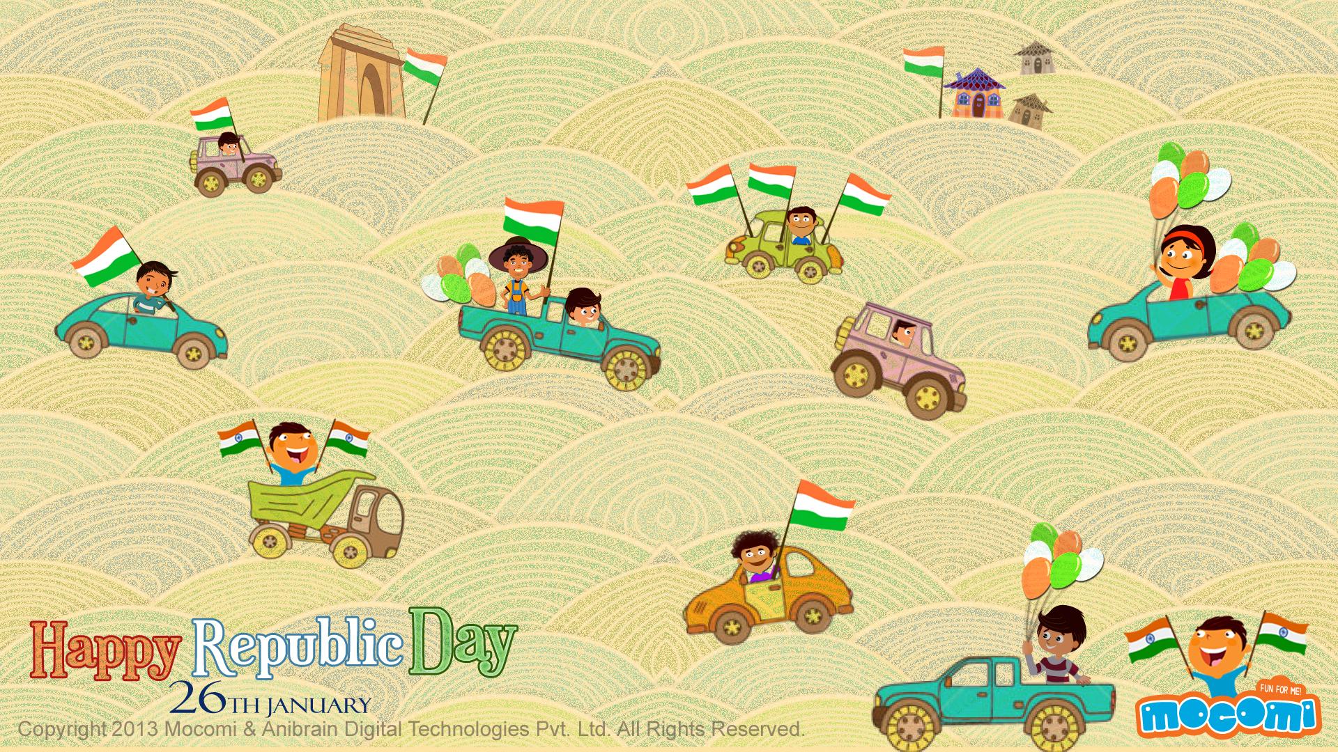 Happy Republic Day – 26th January