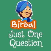 Akbar Birbal: Just One Question