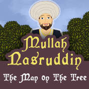 Mullah Nasruddin: The man on the tree