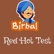 Akbar Birbal: Red Hot Test
