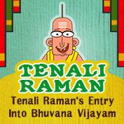 Tenali Raman: Tenali Raman's Entry Into Bhuvana Vijayam