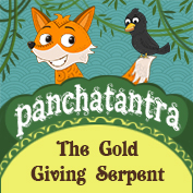 Panchatantra: The Gold Giving Serpent