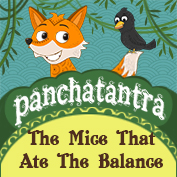 Panchatantra: The Mice That Ate The Balance