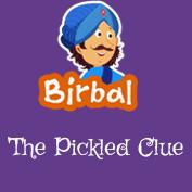 Akbar Birbal: The Pickled Clue