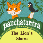 Panchatantra: The Lion's Share