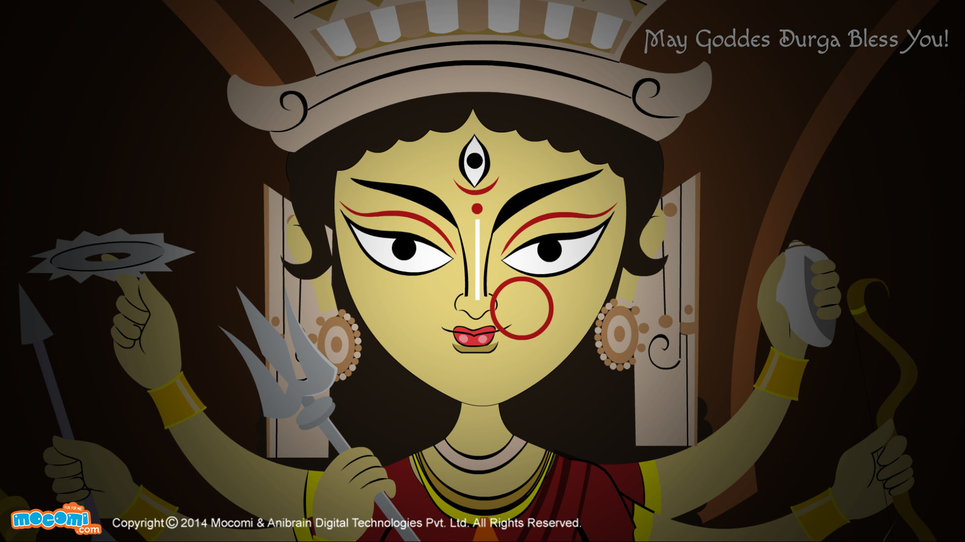 Navratri Wallpaper 6