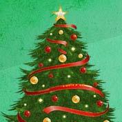 Merry Christmas- Holly