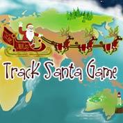 Santa Tracker Game
