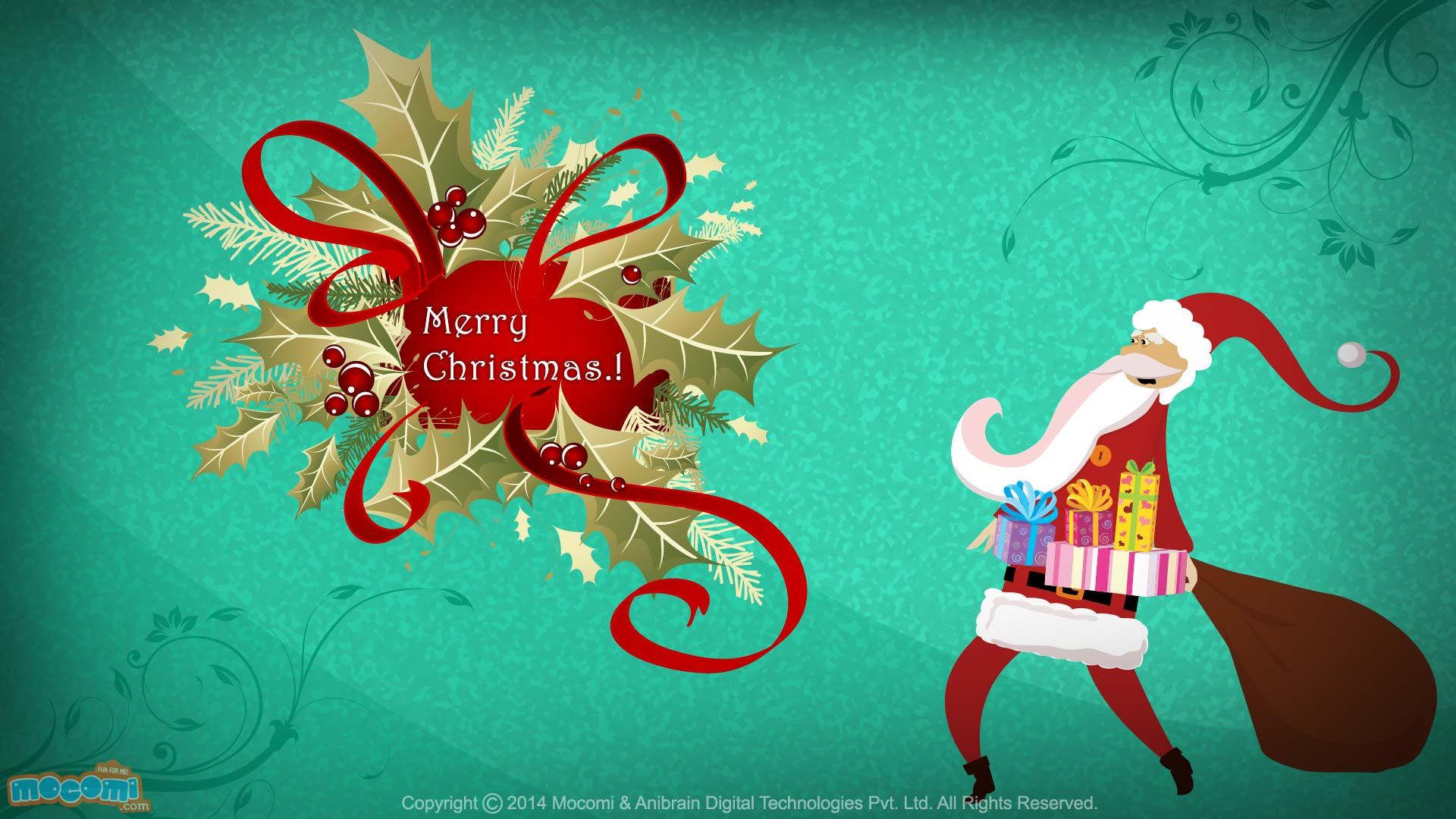 Merry Christmas- Santa