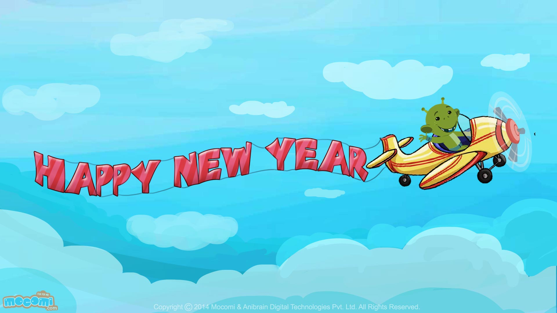 Happy New Year Wallpaper- 5