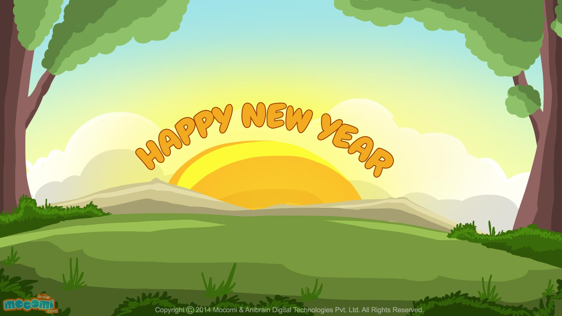 Happy New Year Wallpaper- 7