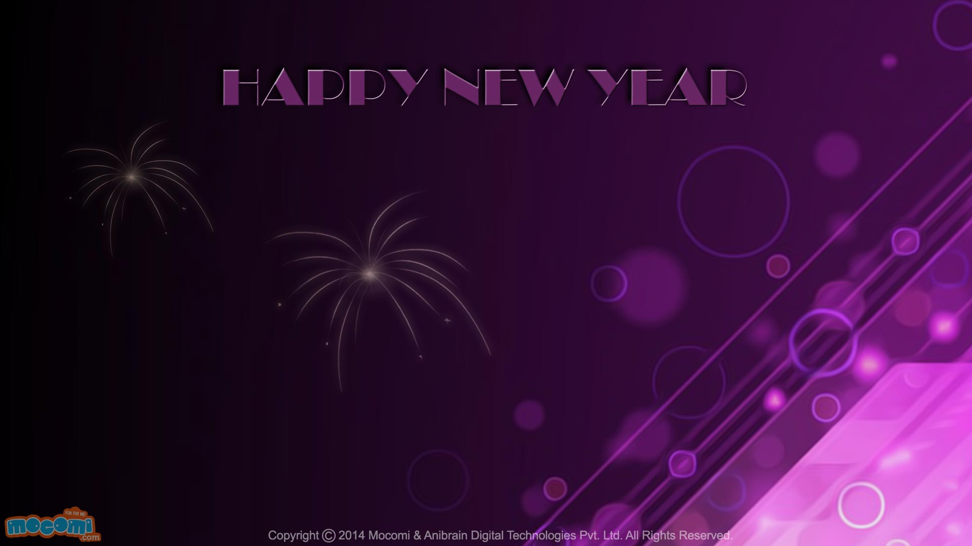 Happy New Year Wallpaper- 11