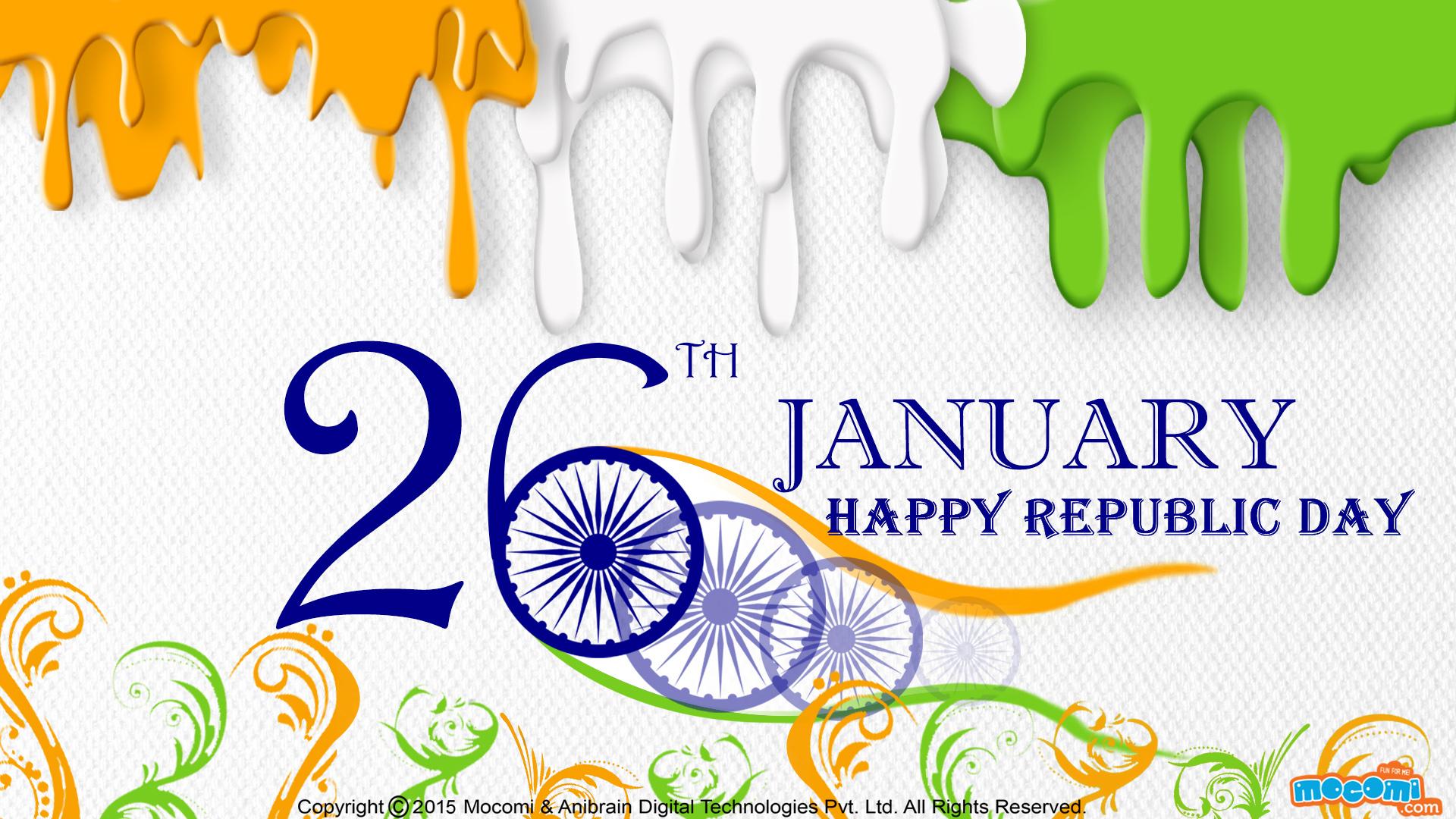 Happy Republic Day Wallpaper-3