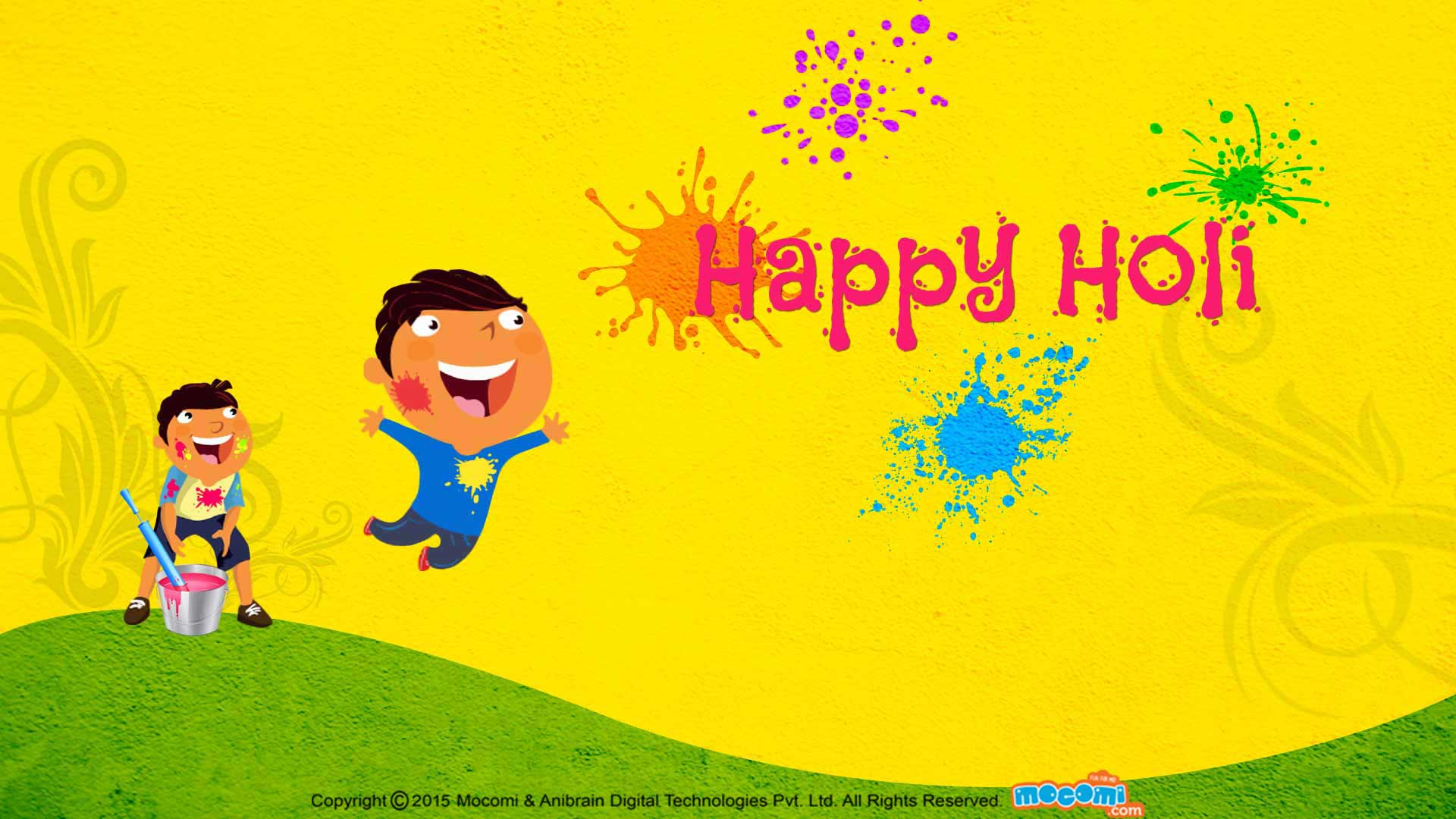 Happy Holi – 05