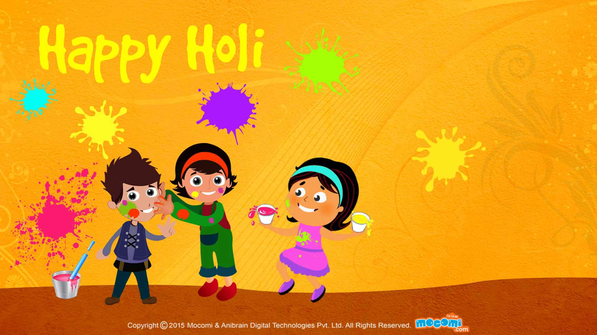 Happy Holi – 04