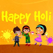 Happy Holi - 04