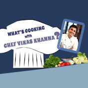 Interview with Chef Vikas Khanna
