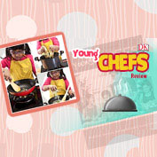 Book Review : Young Chefs by Vikas Khanna