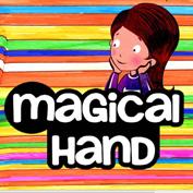Magical Hand Craft Activity