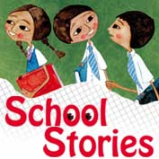 Book Review : School Stories