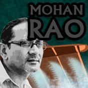 Mohan Rao : A Landscape Architect