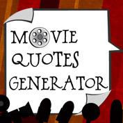 Movie Quotes Generator