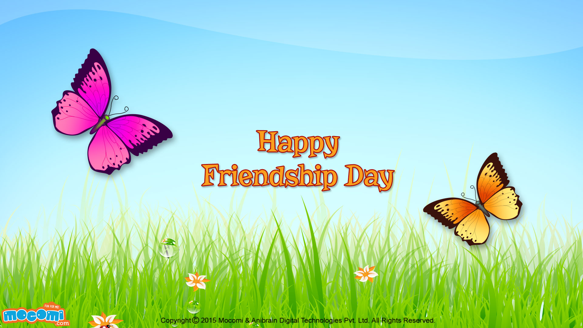 Happy Friendship Day Wallpaper – 04