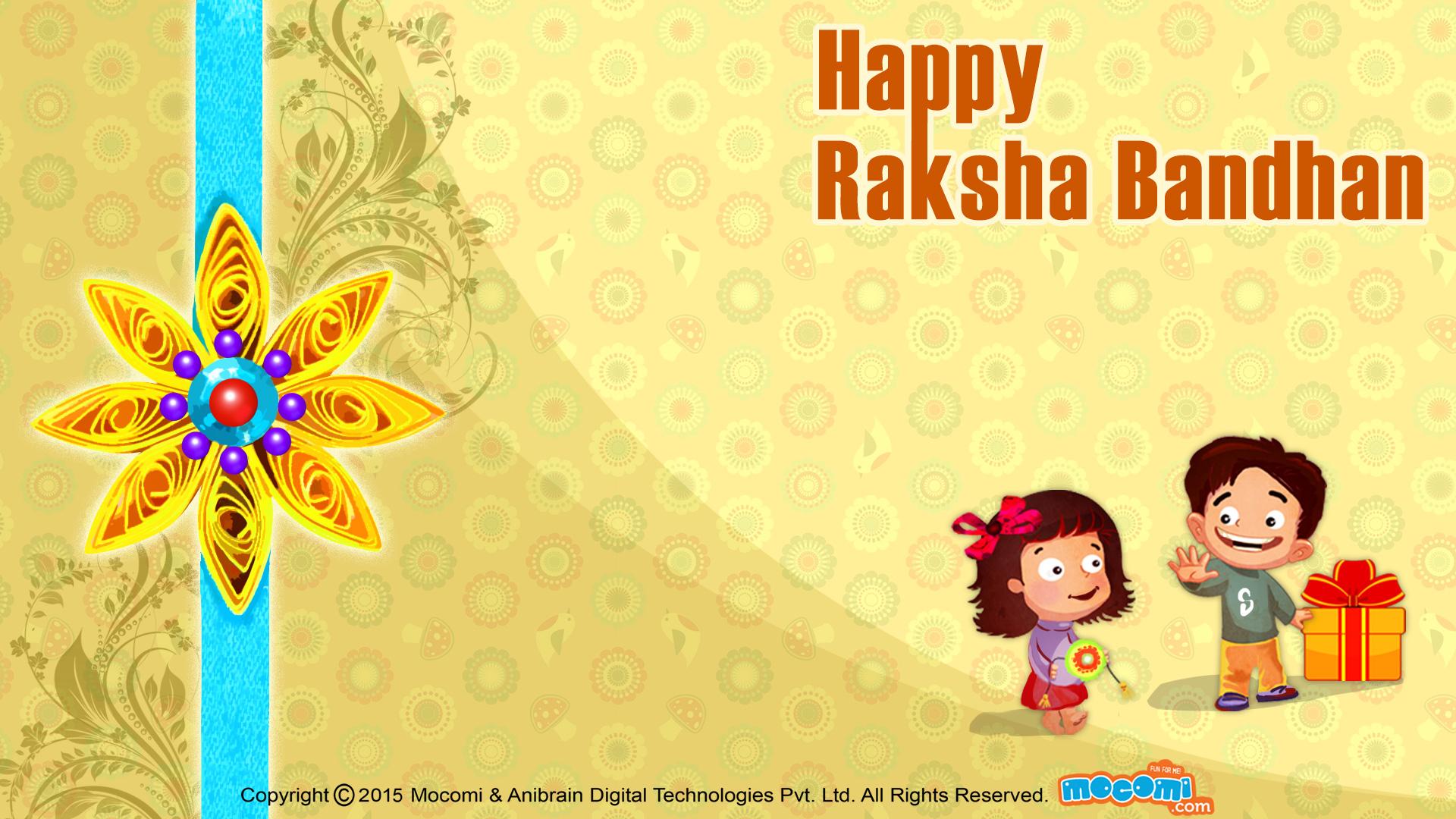 Happy Raksha Bandhan – 03