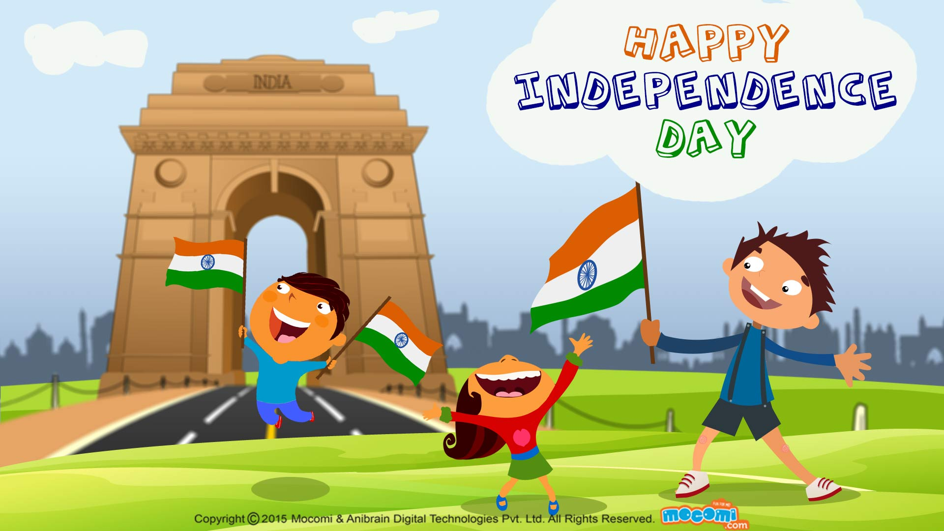 Happy Independence Day – 10