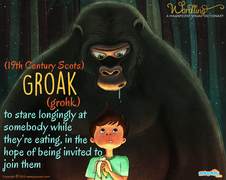 Groak
